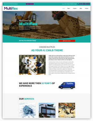Multiflex child theme