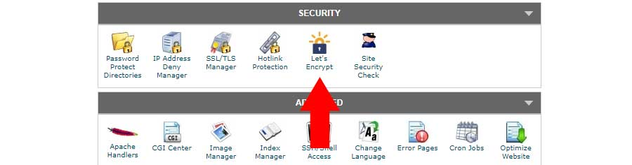 Let's encrypted SSL