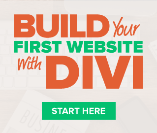 How to build a website with Wordpress and Divi