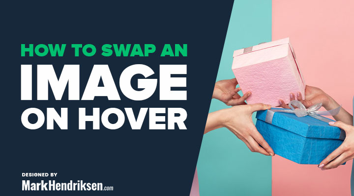 How to swap an image on hover