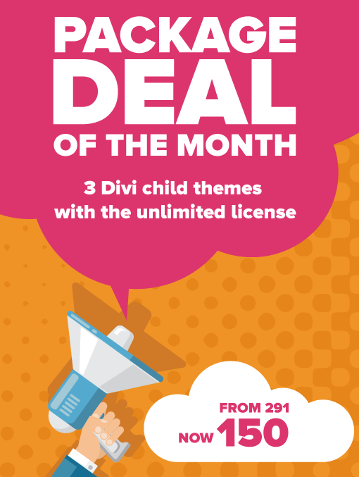 Package deal of the month