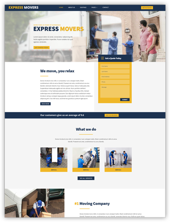 Express movers pro
