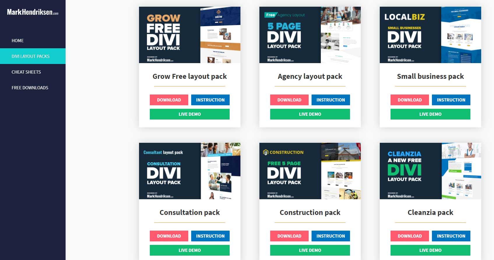 free membership dashboard