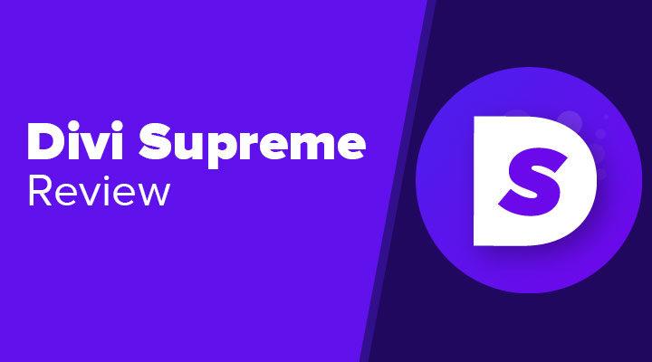 Divi Supreme Plugin Review