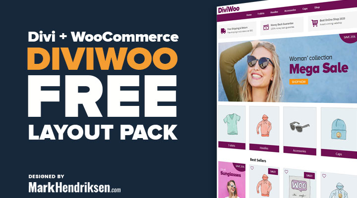 Divi and WooCommerce