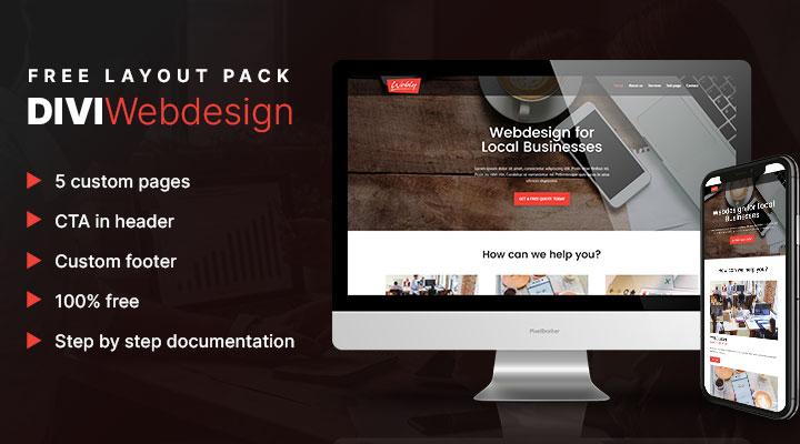 Divi web design