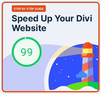 How to speed up your Divi website