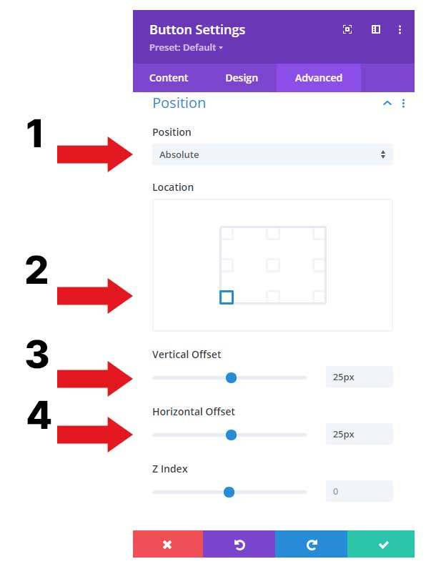 Align button to bottom of the column in Divi